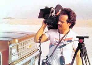 Gerald Frey bei einem seiner früheren Einsätze. Foto: privat