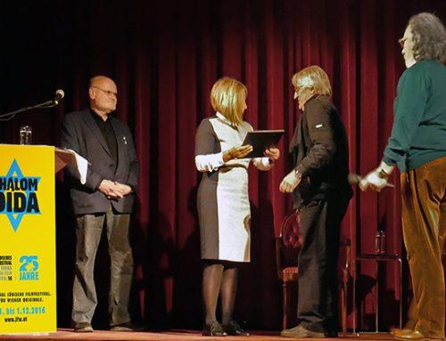 Ehrenmitgliedschaft an Lajos Koltai, HSC, ASC